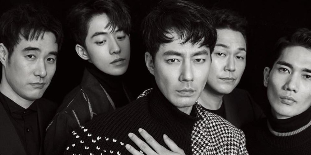 Seolhyun, Jo In Sung, Nam Joo Hyuk