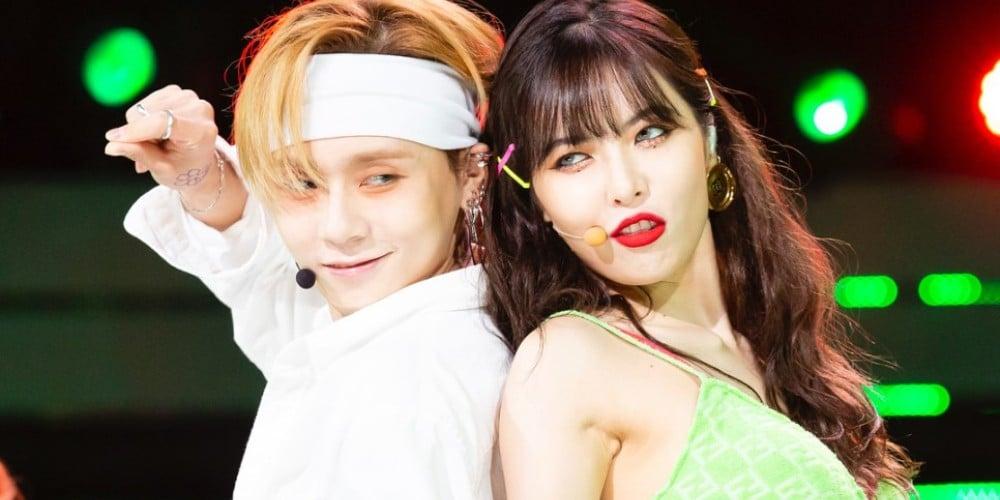 HyunA,pentagon,edawn