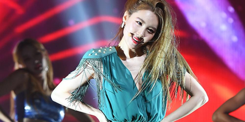 Sunmi, Lee Dae Hwi