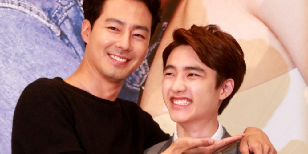 Jo In Sung shows unchanging friendship with EXO's D O  | allkpop