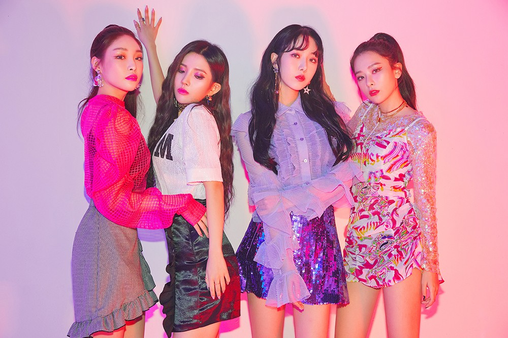 Seulgi, Red Velvet, Soyeon, , SinB, Kim Chung Ha, (G)I-DLE, Soyeon