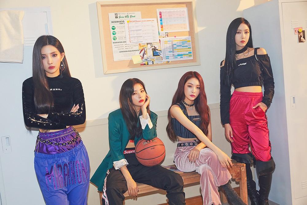 Seulgi,Soyeon,red-velvet,g-friend,sinb,kim-chung-ha,gi-dle