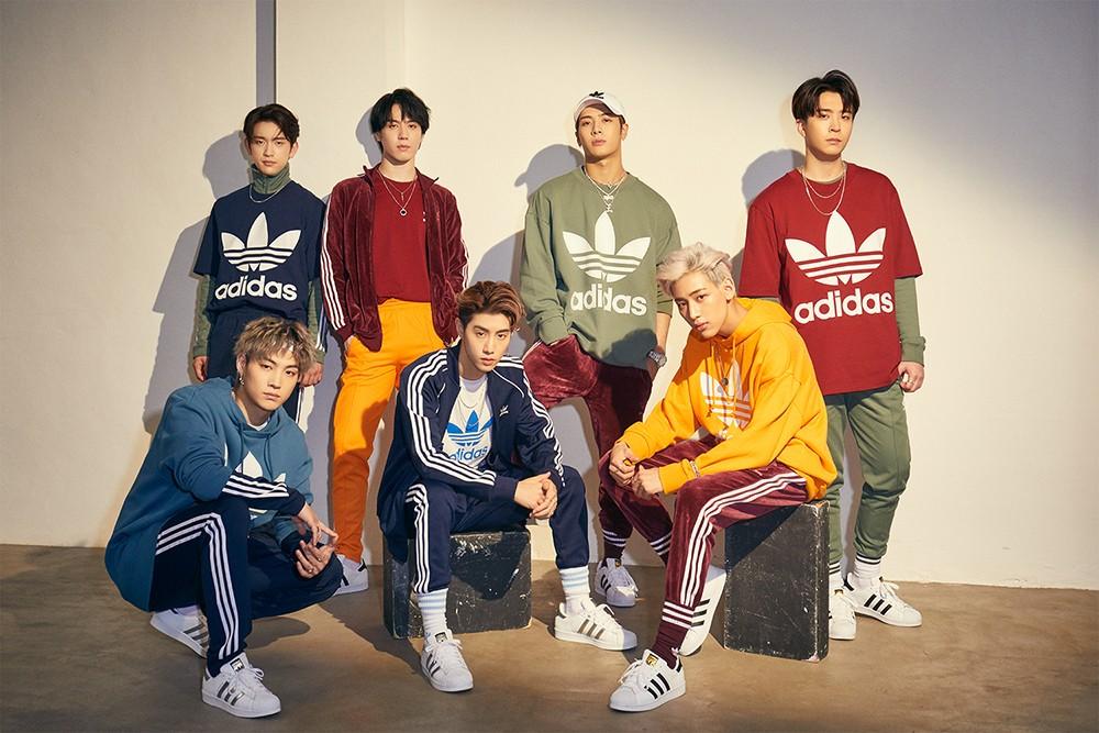GOT7 Chosen As The New Models To 'Adidas Originals'