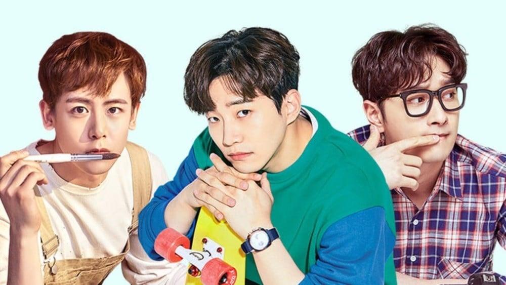 2PM,Nichkhun,Junho,Chansung