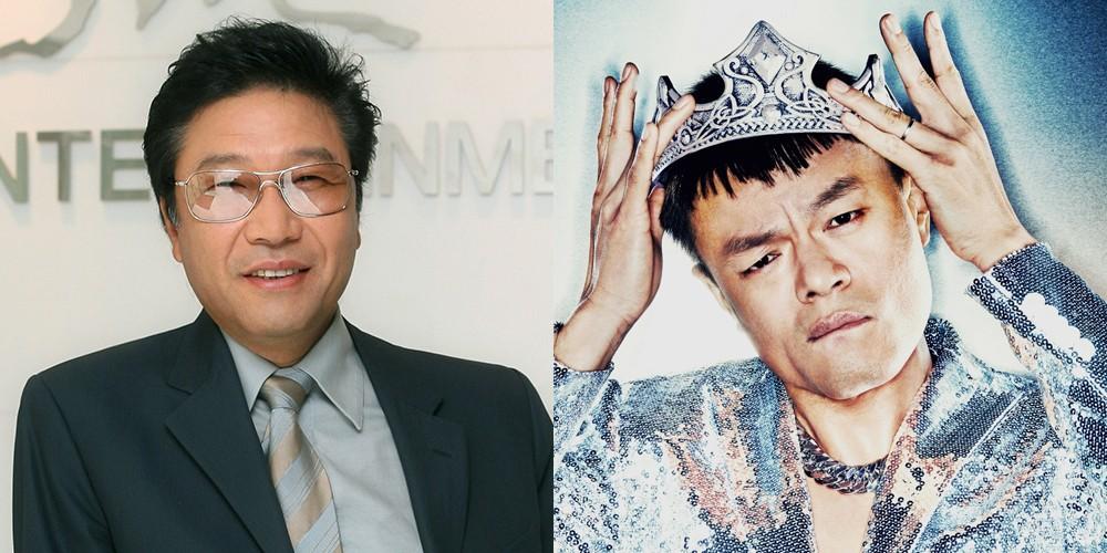 Lee Soo Man, J.Y. Park