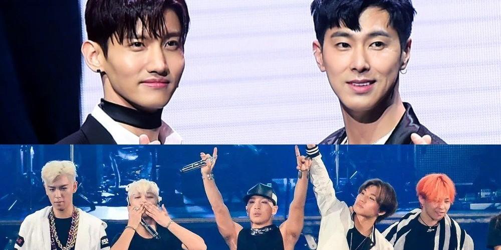 2PM,Big-Bang,EXO,JYJ,SHINee,Girls-Generation,Super-Junior,TVXQ,bts,ikon