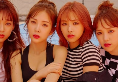April, Yena, Naeun, Chaekyung, Chaewon, Rachel, Jinsol