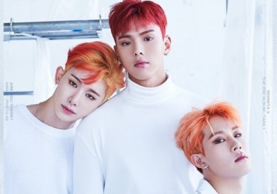 MONSTA X, Jooheon, Shownu, Wonho