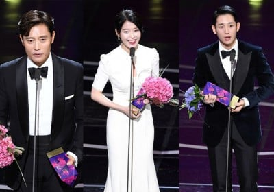 IU, Lee Byung Hun, Park Min Young, Kim Min Jung, Park Hae Jin, Park Seo Joon, Jo Bo Ah, Go Ah Sung, Lee Sang Woo, Jung Hae In, Kim Tae Ri