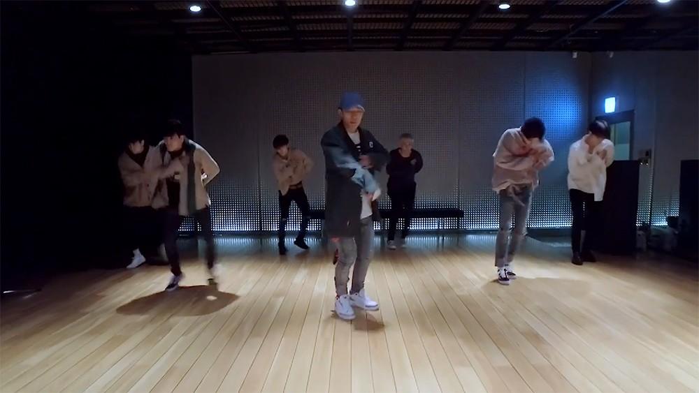 iKON walk the 'Goodbye Road' in dance practice video | allkpop