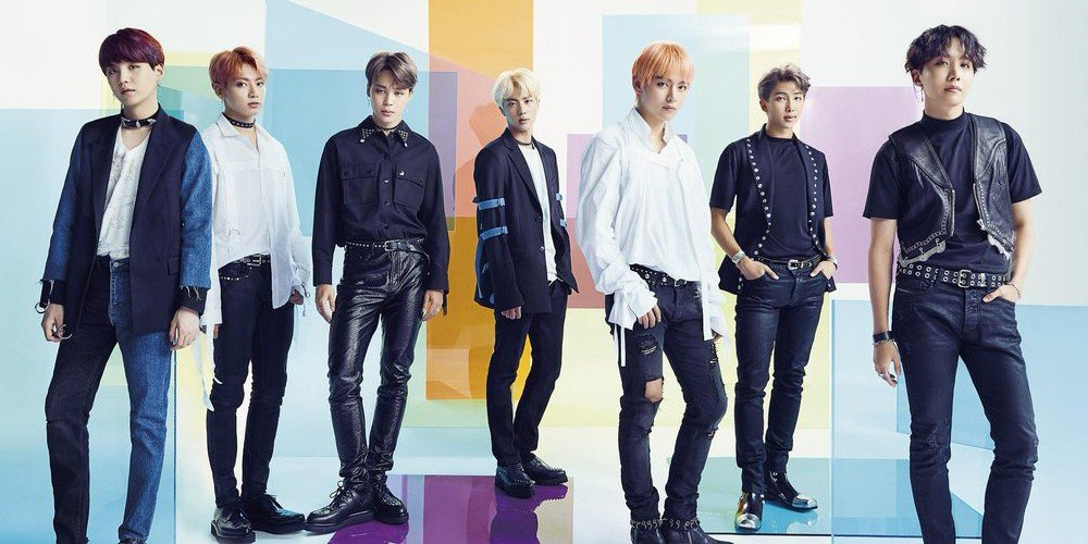 Check Out All 5 Jacket Photos For BTS's 9th Japanese