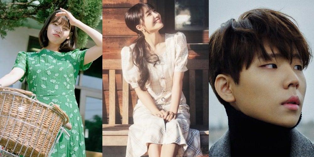 Eunji, Eunji, IU, Jung Seung Hwan
