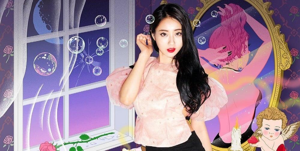 Nine Muses, Kyung Li