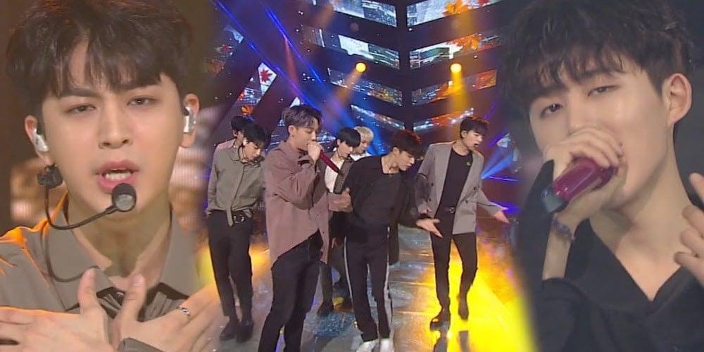 Soyu, Yuri, Super Junior, Eddy Kim, iKON, Bernard Park, Snuper, Cosmic Girls, NCT 127, Dream Catcher, Weki Meki, fromis_9