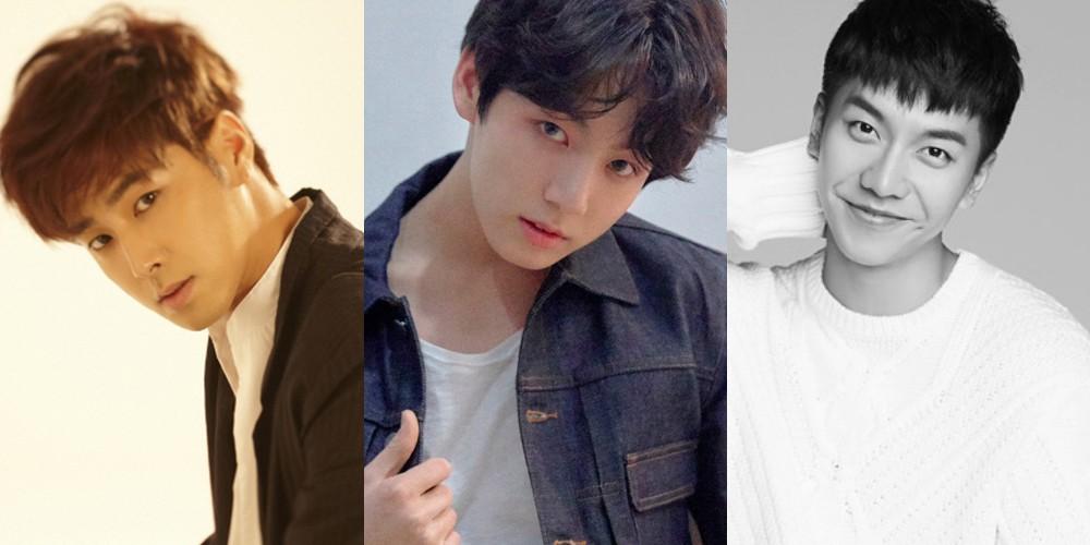 TVXQ,Yunho,Lee-Seung-Gi,bts,jungkook