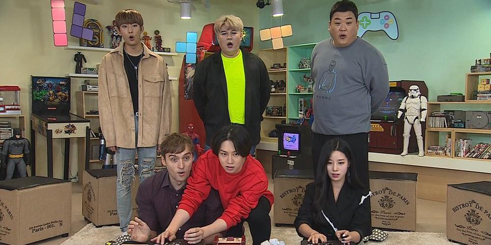 Gongchan, Shindong, Heechul, Berry Good