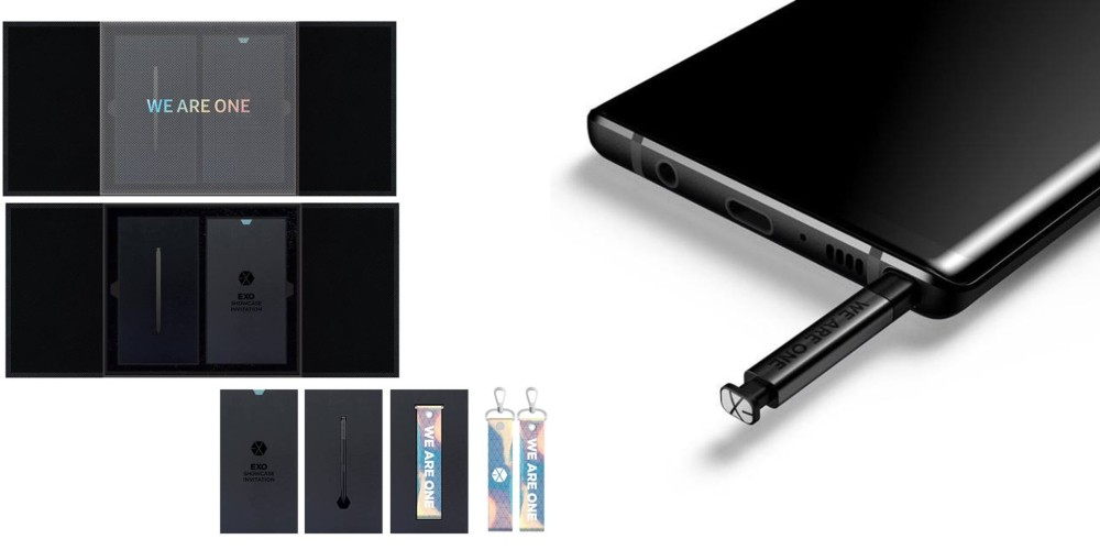 samsung to release a special  u0026 39 galaxy note 9 u0026 39  exo package