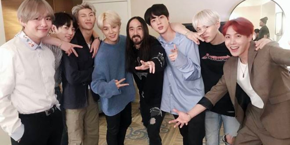Steve Aoki & BTS' 'Waste It On Me' Stream, Lyrics & Download