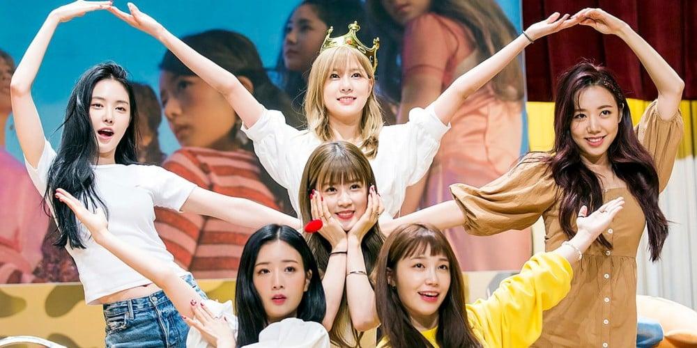 A Pink, Chorong, Bomi, Eunji, Eunji