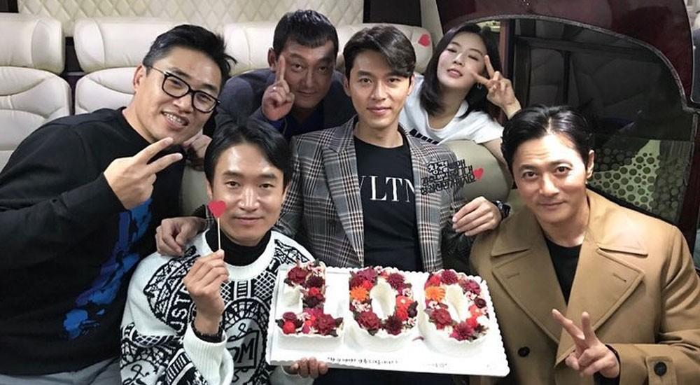 Hyun Bin, Jang Dong Gun, Lee Sun Bin