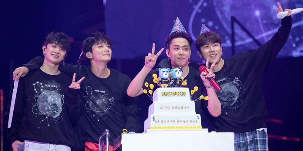 Sechskies, Eun Ji Won, Kang Sung Hoon, Yang Hyun Suk