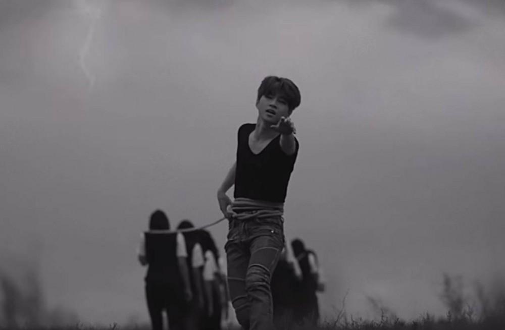 Imagini pentru BLACK6IX try to escape 'Swamp of Despair' in dark MV!