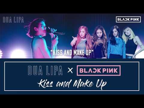 Dua Lipa X BLACKPINK - Kiss and Make Up | allkpop