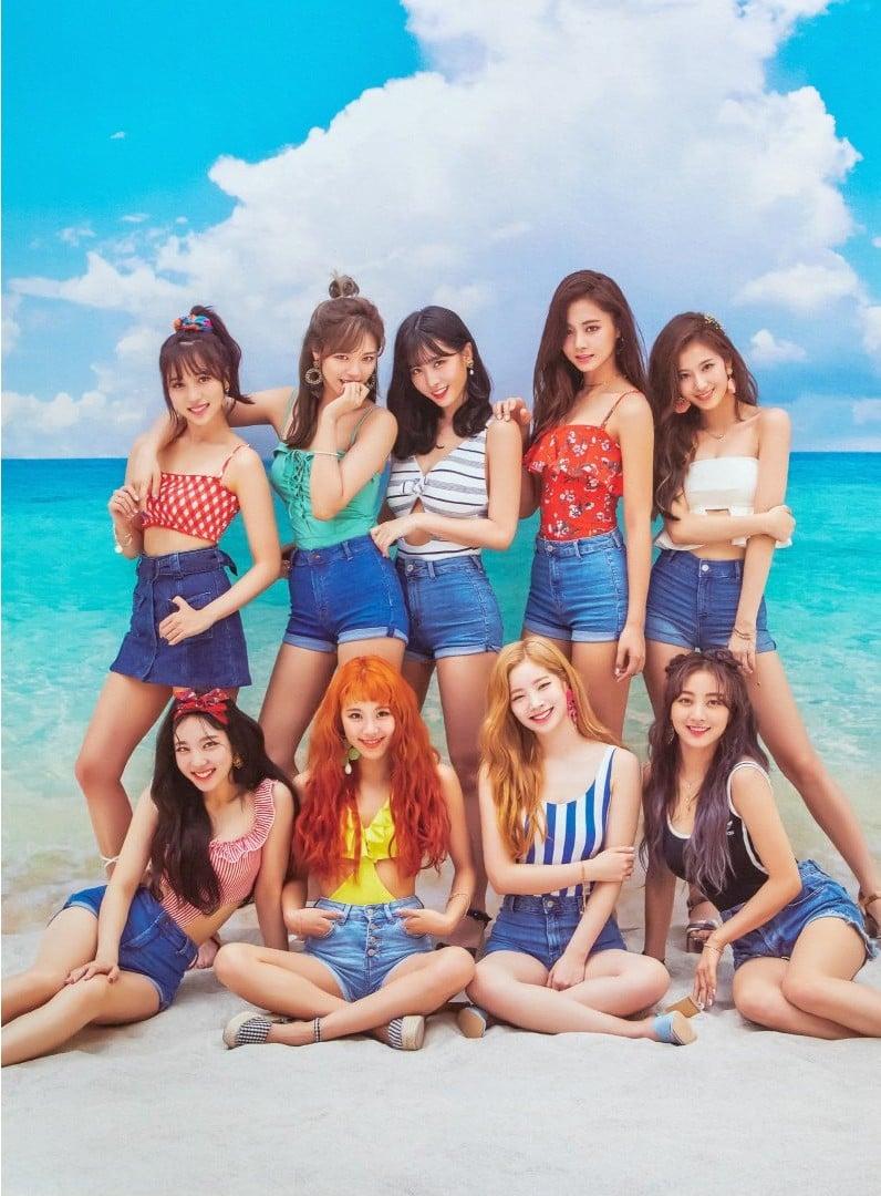J.Y. Park, TWICE, Wonder Girls