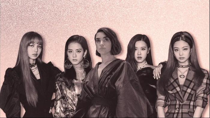 Black Pink, Jennie, Jisoo, Rose, Lisa
