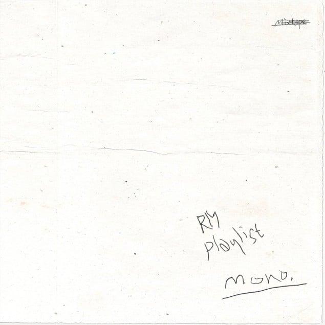 BTS' RM unveils tracklist of 2nd solo mixtape 'mono