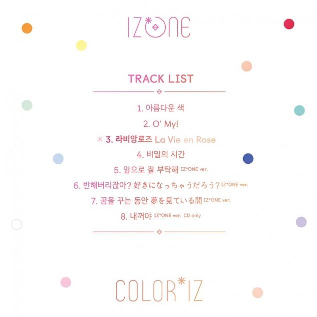 Izone Album Download