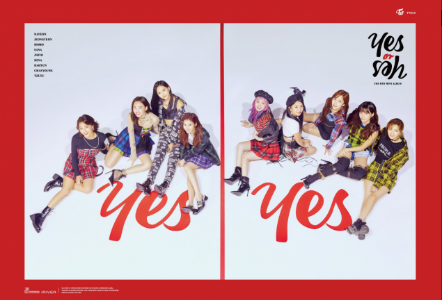 TWICE releases additional member images & posters for