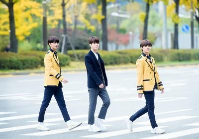 Stray Kids, I.N., HyunJin, Seungmin