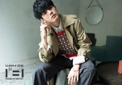 Wanna One, Park Ji Hoon, Ong Seong Wu, Lai Kuan Lin