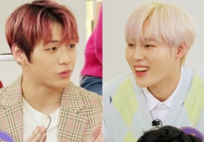 Wanna One, Kang Daniel, Ha Sung Woon