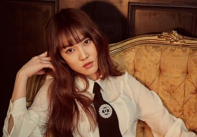 G-Friend (Girlfriend), Yuju