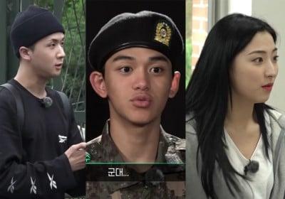 Narsha, Ravi, Lucas, Berry Good, Shownu, Eunseo, NCT