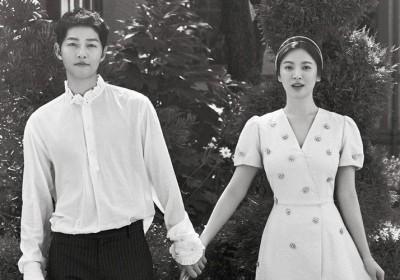 Song Joong Ki , Song Hye Kyo