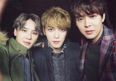 JYJ, Junsu (XIA), Jaejoong, Yoochun