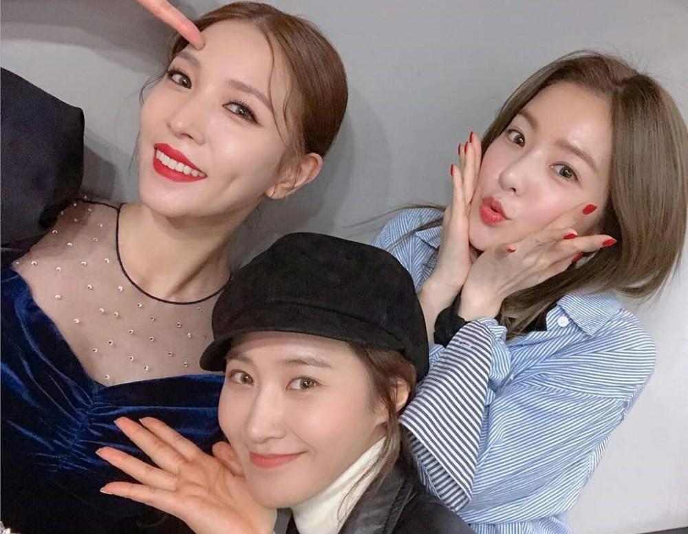 Yuri, Boa, Irene