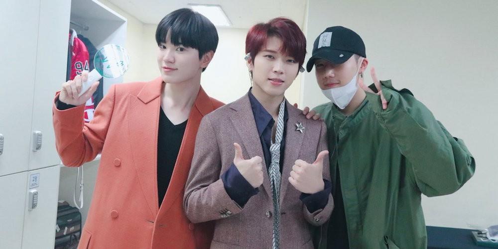 INFINITE, Sunggyu, Woohyun, Sungjong