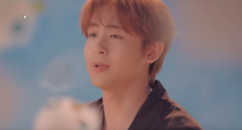 2PM's Nichkhun reveals sweet and fluffy 'Lucky Charm' MV