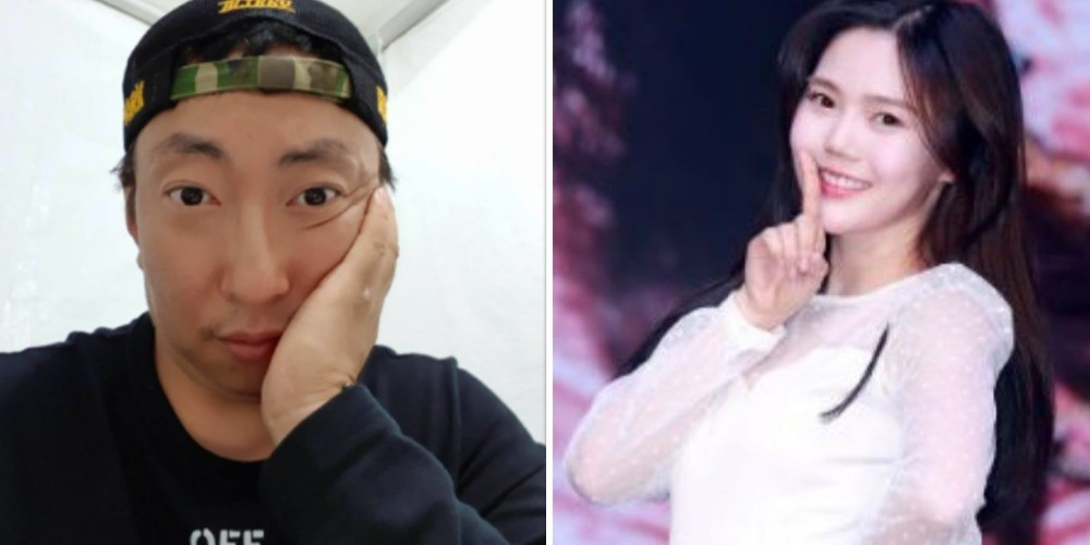 Park Myung Soo, Oh My Girl