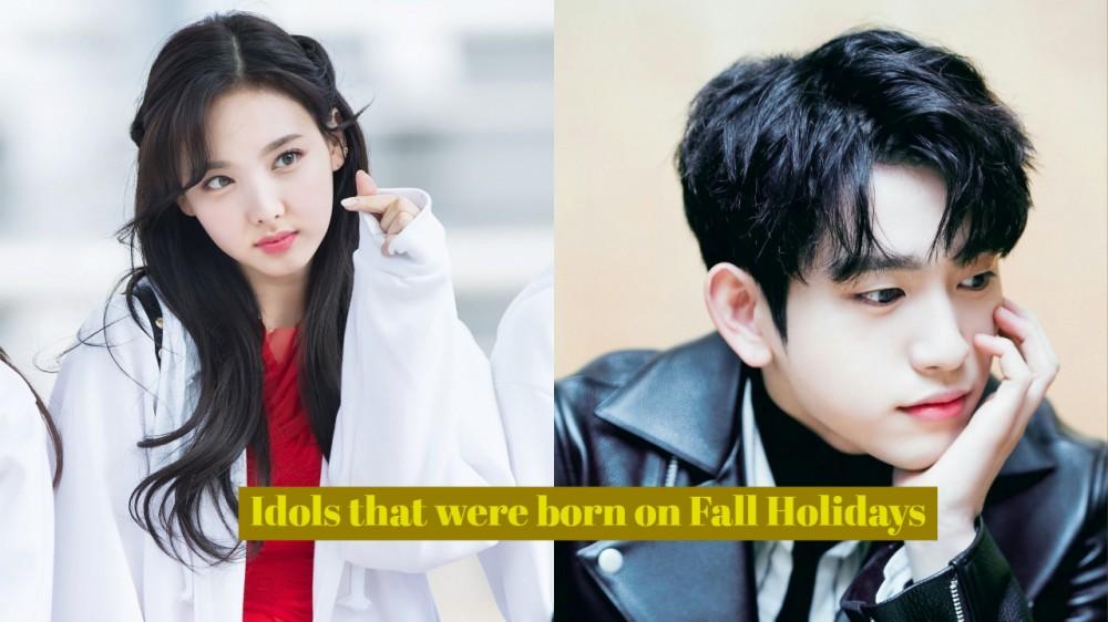 Taeil , Eunkwang, LE, Dongwoo, Key, Hyoyeon, Lee Hi, Woozi, Jinyoung, Bobby, Nayeon, Chenle, Kang Daniel, Lai Kuan Lin, Bang Chan, Yuqi