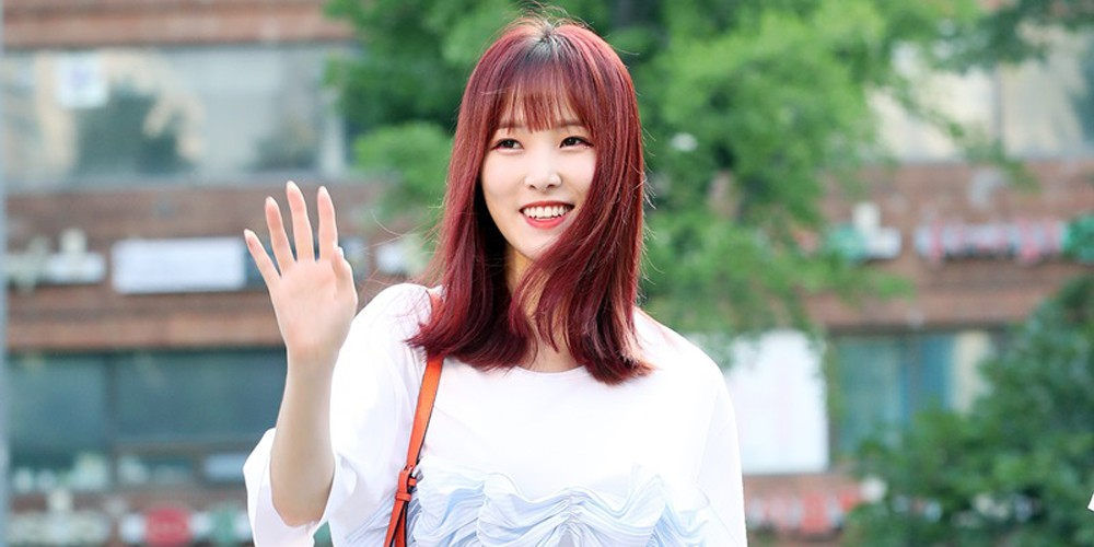 G-Friend (Girlfriend), Yuju