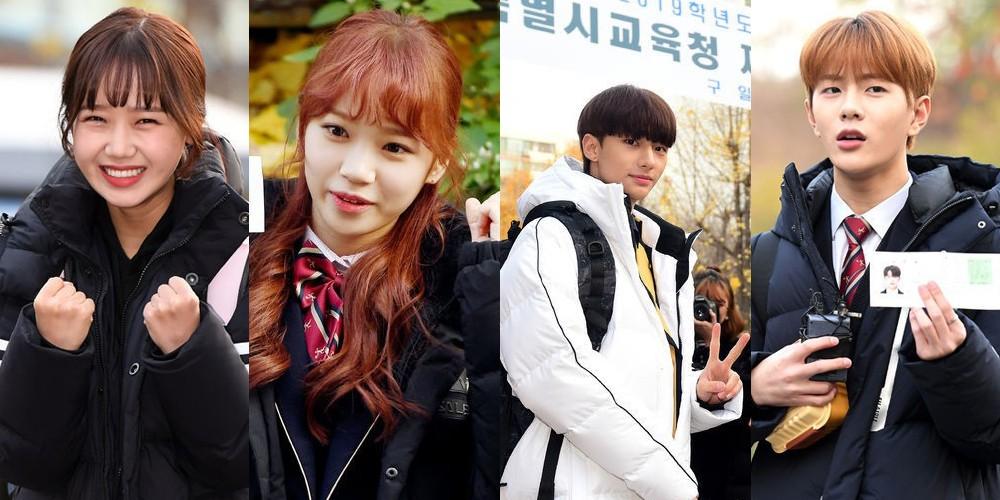 Golden Child, Choi Yoo Jung, IZ*ONE