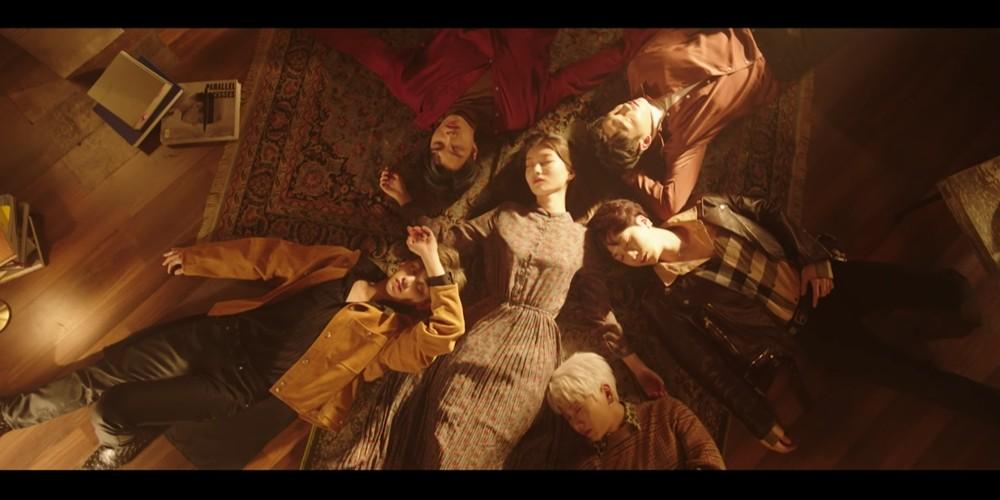 Imagini pentru HOTSHOT return with romantic, cinematic MV for 'I Hate You'