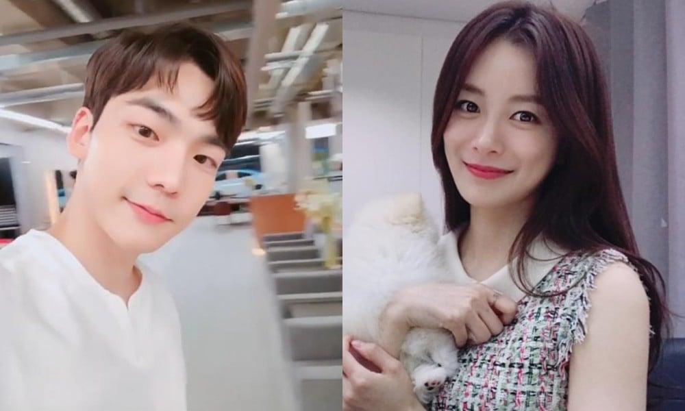 Heart Signal 2' couple Song Da Eun and Jung Jae Ho once again