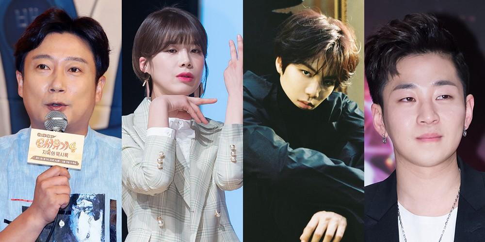 Jr., Lee Soo Geun, DinDin, Jang Do Yeon