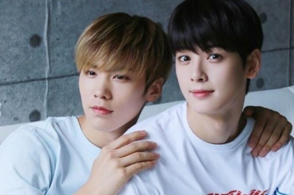 ASTRO, Cha Eun Woo, Rocky